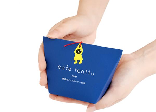 cafe tonttu 森のはちみつミルク紅茶ティーバッグ
