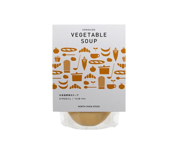 ノースファームストック 北海道野菜のスープ プチギフト