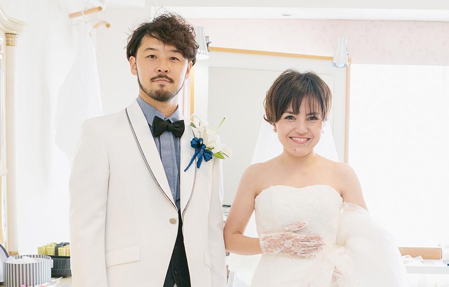 シーサイドホテル舞子ビラ神戸での結婚式、披露宴のスナップ写真