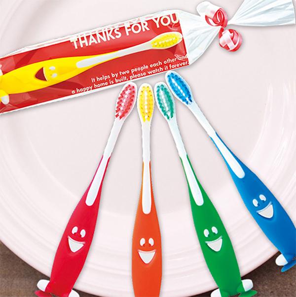 サンキュー歯ブラシ 結婚式 プチギフト