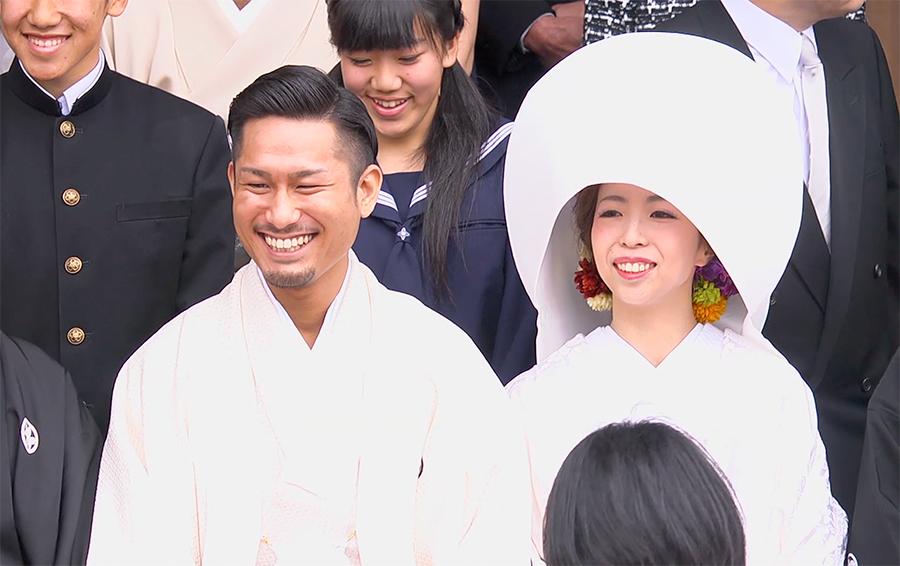 山形県緑の迎賓館アンジェリーナ結婚式白無垢